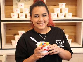 新アイスクリーム店がカイルアにオープン