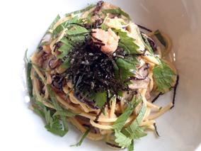 シチリア料理店の期間限定「和」メニュー