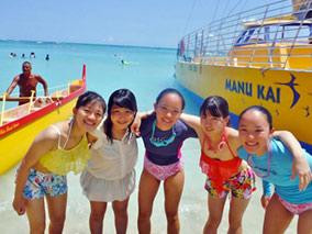 1週間から参加可能な夏の留学プログラム