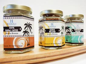 ハワイアンコーヒーを手軽に楽しめる新商品