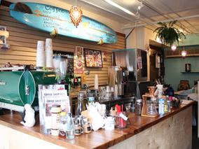 オーガニック&ハワイ産のこだわりカフェ