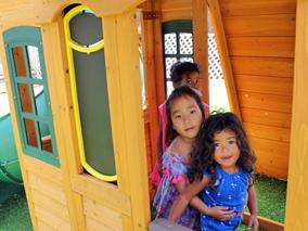 月謝がお得!カハラの日系保育園の開園記念