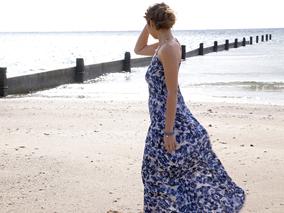 母娘コーデにぴったりな新作ドレス