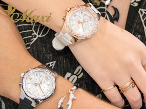 新生活にぴったり!ハワイアンな腕時計