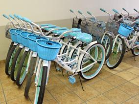 カイルア散策は便利なレンタル自転車で