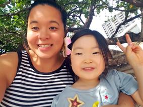 親子でハワイでのプチ留学に挑戦