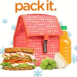 暑さからお弁当を守るエコなLunch Bag♪