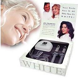 白い歯を蘇らせるホワイトニング・システム