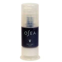 角質除去と抗酸化作用のブラック海草マスク