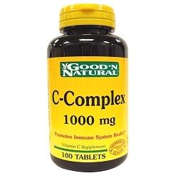 新しいタイプの複合ビタミンCサプリメント