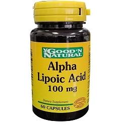 ダイエット・美肌・老化防止アルファリポ酸