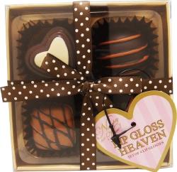 超キュートなチョコレートのリップクリーム