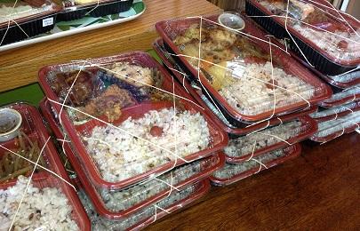 十穀米のお弁当 シーサイド店に登場