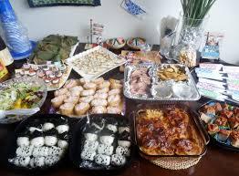 ★ポットラックパーティーにはこの料理♪