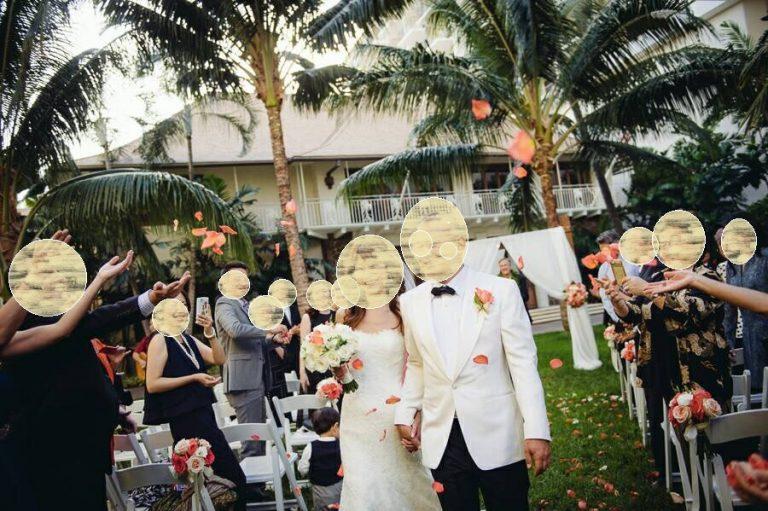 ★会員様のHappy Weddingのご報告