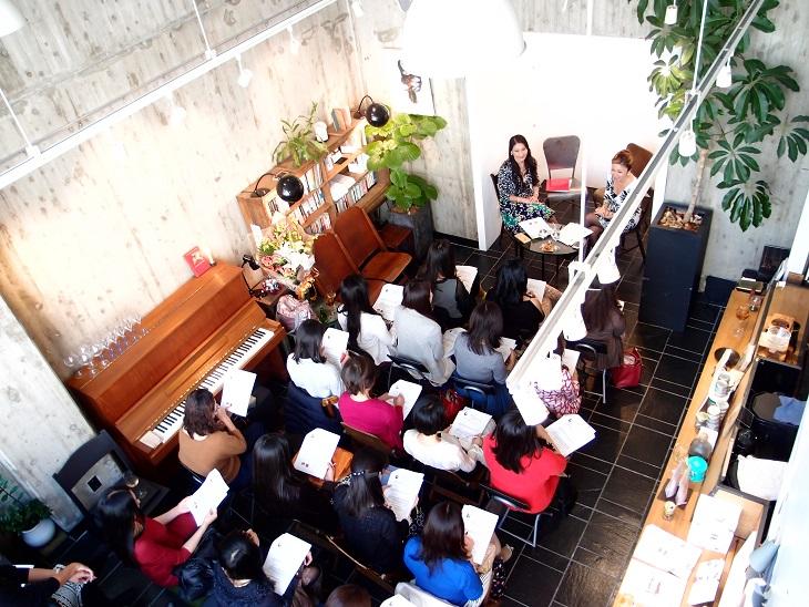 ★10月に開催されたセミナー(名古屋塾)