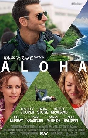 "★ Movie ""Aloha"" の行方は?!"