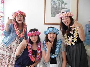 素敵なハワイの旅の始まりにロミロミ♪