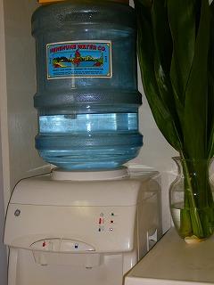 マッサージの後は水分補給が大切です!