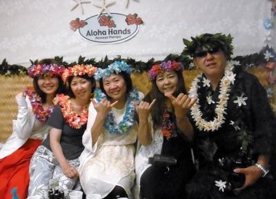 ハワイの良い思い出になりました♪