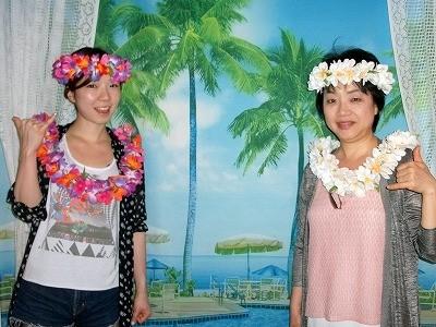 初ロミロミでハワイをもっと楽しめそう♪