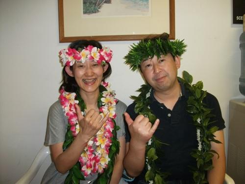 ハワイ旅行はアロハハンズからスタート