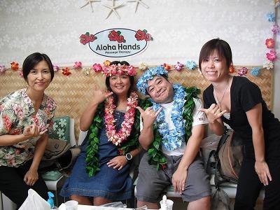 ハワイに来る時の定番コースです。