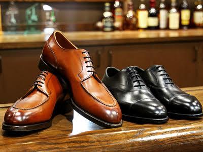 英国生まれの高級靴「奇跡の復活」