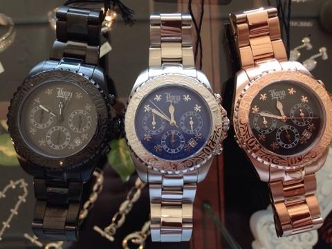 ついにLonoから腕時計発売!