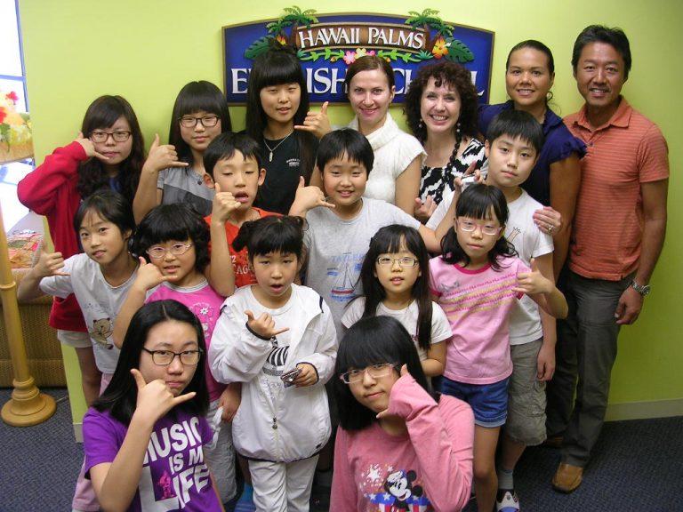 韓国からの留学生