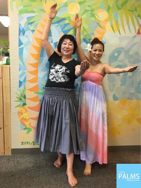 フラ留学で充実のハワイ留学