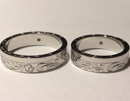 結婚指輪をリニューアル