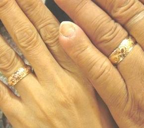 コアナニで結婚指輪をリニューアル