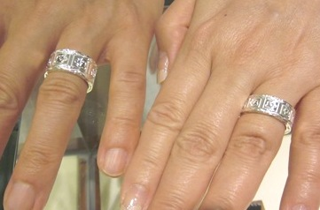 祝 ご結婚25周年記念