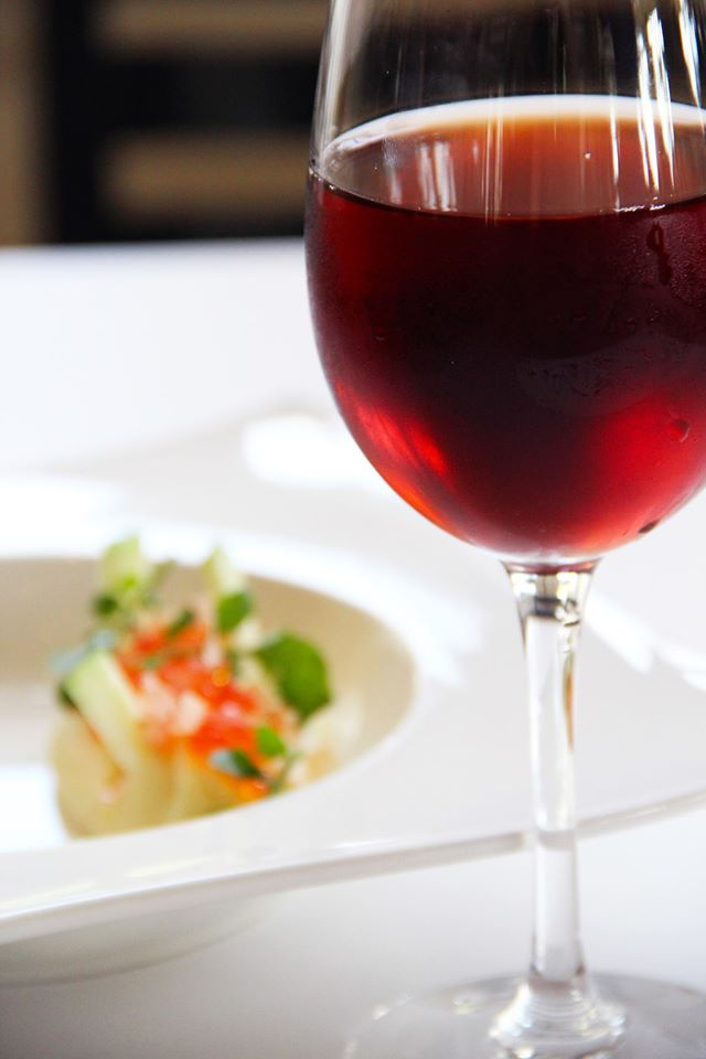 ワインペアリングディナーイベント
