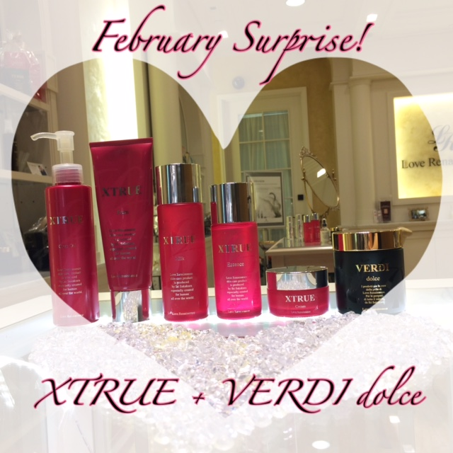 Happy belated Valentine's Day♡