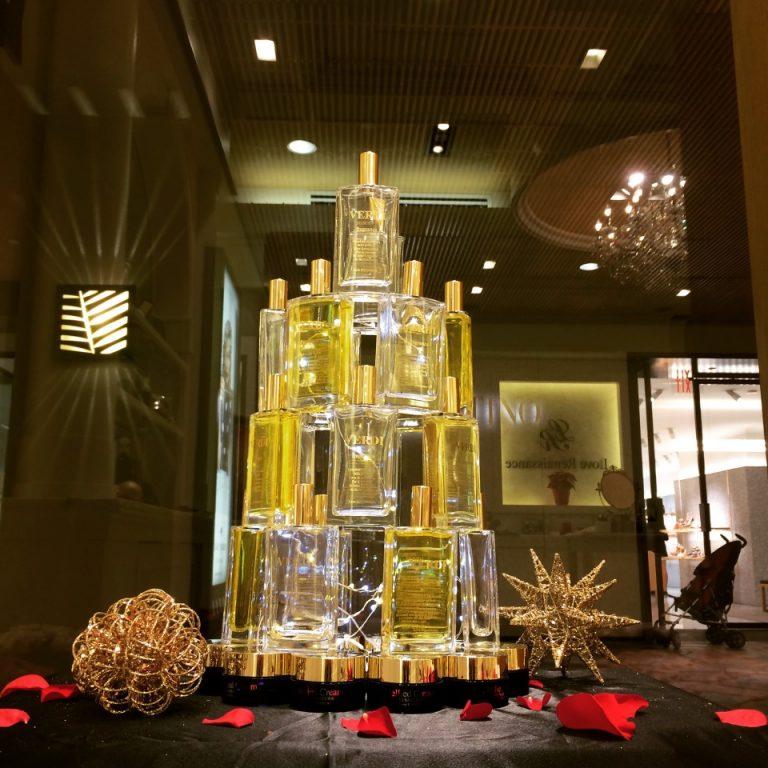 LR special fragranza tower!