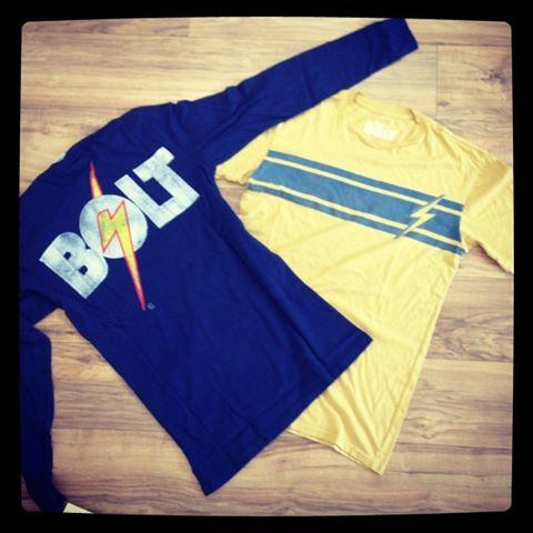 Lightning BoltのロングスリーブTシャツ!