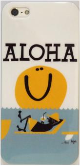 Aloha x スマイル iPhone5ケース!!