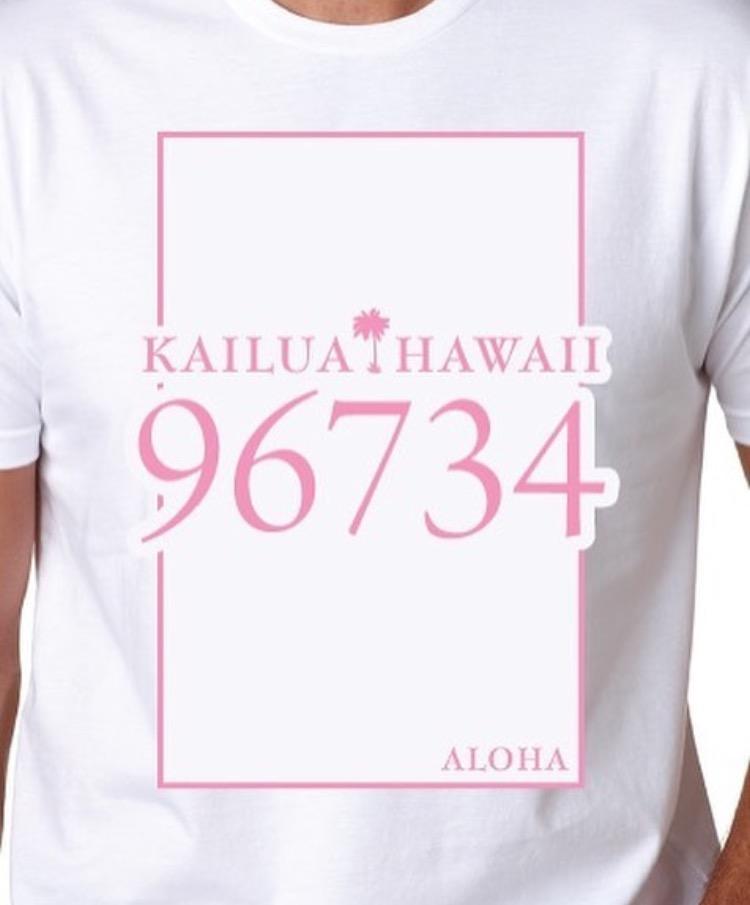 Kailua でTシャツをゲット!