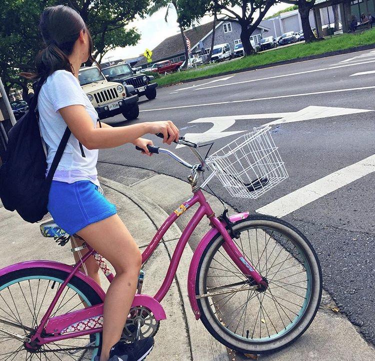 楽しかった〜カイルアサイクリング!