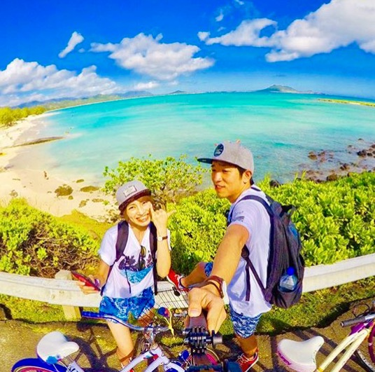 Kailua の思い出はサイクリング!