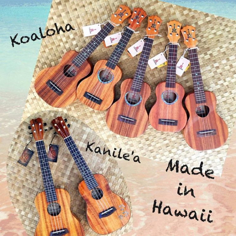 ハワイのどこよりも安いHawaiiウクレレ入荷