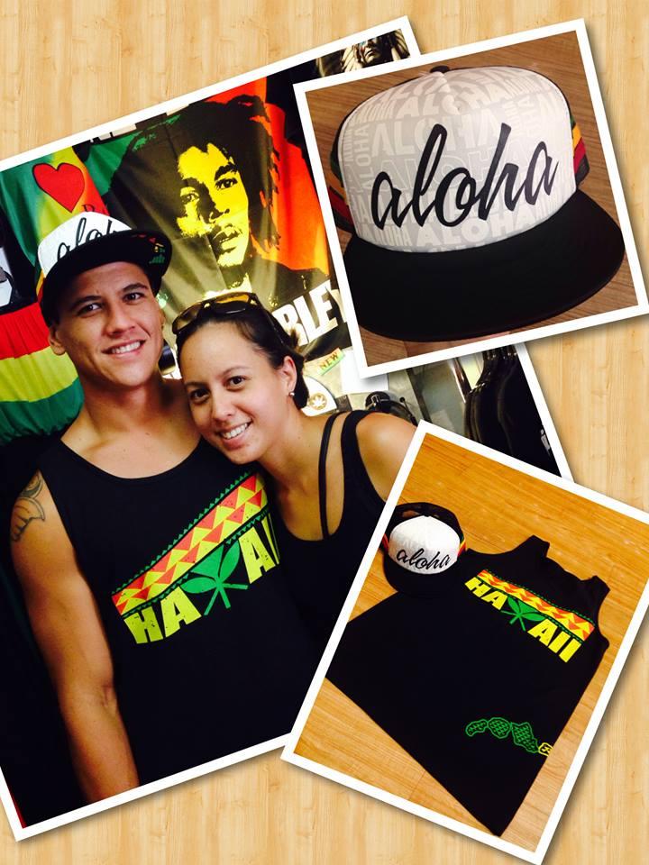 Aloha Cap売り切れ間近のデザインも!