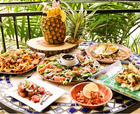 ハワイアン料理でスペシャルなアロハ体験