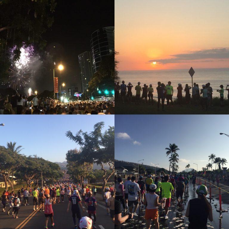 2015 ホノルルマラソン お疲れ様でした
