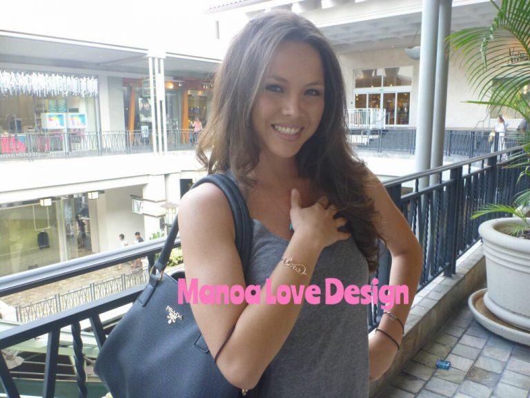 シンプルファッションとマノアラブデザイン