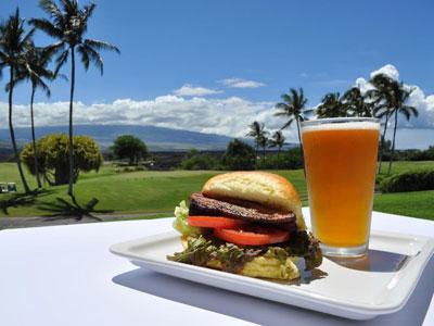 絶景ゴルフ場に新レストランがオープン