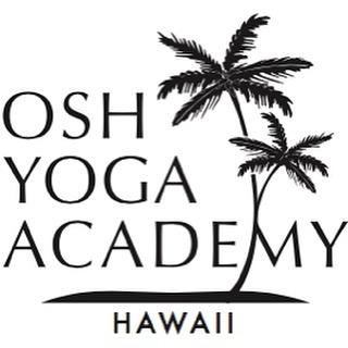 OSHヨガアカデミーの NEW ロゴです!