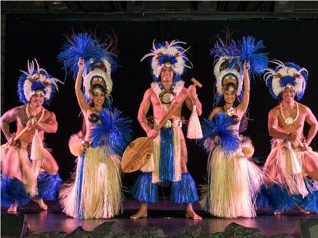 太平洋の島々を舞台にした魅惑なショー!